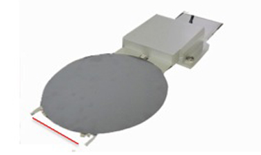 Wafer gripper with built-in mapper